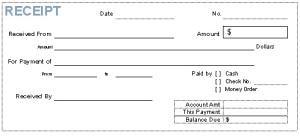 receipt-forms